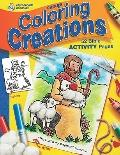 Coloring Creations 52 Bible Activity Pages