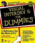 Visual InterDev 6 for Dummies - Bill Hatfield - Paperback - BK&CD ROM
