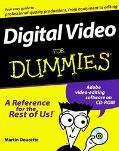 Digital Video for Dummies-w/cd