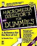 Macromedia Director 5 for Dummies