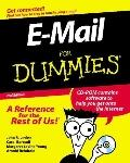 E-Mail for Dummies (2nd Edition) - John R. Levine - Paperback - 2ND BK&CD