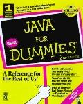 Java for Dummies with CD-Rom - Aaron E. Walsh - Paperback - 2ND BK&CDR
