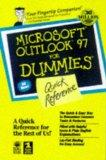Microsoft Outlook 97 For Windows For Dummies Quick Reference (For Dummies: Quick Reference (...