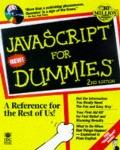 Javascript for Dummies-w/cd