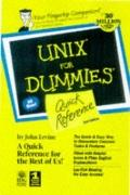 UNIX for Dummies Quick Reference - John R. Levine - Other Format
