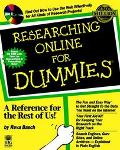 Researching Online for Dummies-w/cd