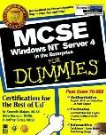 MCSE Windows NT Server 4 in the Enterprise for Dummies with CD-ROM