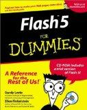 Flash 5 for Dummies (With CD-ROM)