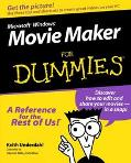 Windows Movie Maker For Dummies - Keith Underdahl - Paperback