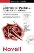 Novell's Zenworks for Desktops 3 Administrator's Handbook