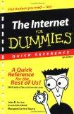 The Internet for Dummies Quick Reference, Eighth Edition
