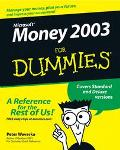 Microsoft Money 2003 for Dummies