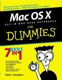 Mac OS X All-in-One Desk Reference for Dummies
