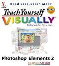 Teach Yourself Visually Photoshop Elements 2