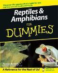 Reptiles & Amphibians for Dummies