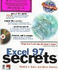 Excel 97 Secrets
