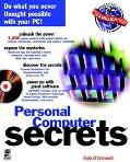 Personal Computer Secrets - Bob O'Donnell - Paperback - CD-ROM included