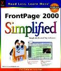 Frontpage 2000 Simplified