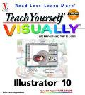 Teach Yourself VISUALLY Illustrator 10