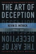 Art of Deception : Controlling the Human Element of Security