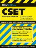Cliffstestprep Cset Multiple Subjects