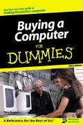 Buying a Computer for Dummies 2004