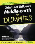 Origins of Tolkien's Middle-Earth for Dummies