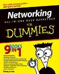 Networking All-In-One Desk Reference for Dummies 9 Books in 1