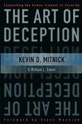Art of Deception Controlling the Human Element of Security