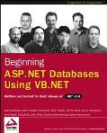 Beginning Asp.Net Databases Using Vb.Net