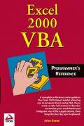 Excel 2000 Vba Programmer's Reference