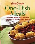 Betty Crocker One-Dish Meals Casseroles, Skillet Meals, Stir Fries And More For Easy Everyda...
