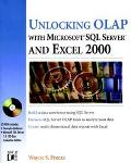 Unlock.olap W/sql Server+excel'00-w/cd