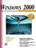Windows 2000 Developer's Guide