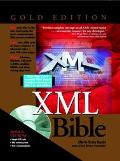 XML Bible, Gold Edition, with CD-ROM - Elliotte Rusty Harold - Hardcover