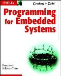 Programming for Embedded Systems: Cracking the Code