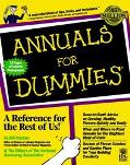 Annuals For Dummies - Bill Marken - Paperback