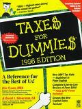 Taxes for Dummies: 1998 Edition