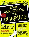 Home Remodeling for Dummies - Morris Carey - Paperback