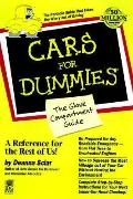 Car Care for Dummies : The Glove Compartment Guide