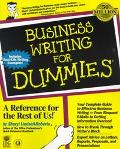 Business Writing For Dummies - Sheryl Lindsell-Roberts - Paperback