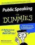PUBLIC SPEAKING FOR DUMMIES (P)