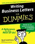 Writing Business Letters For Dummies - Sheryl Lindsell-Roberts - Paperback