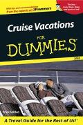 Cruise Vacations for Dummies 2003