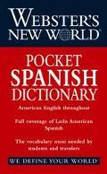 Webster's New World Pocket Spanish Dictionary