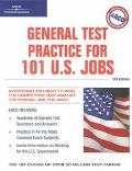 Arco General Test Practice for 101 U.S. Jobs