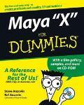 Maya X for Dummies