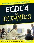 Ecdl 4 for Dummies