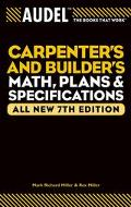 Carpenters And Builders Math, Plans, And Specifictions