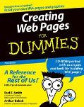Creating Web Pages For Dummies (For Dummies (Computers))
